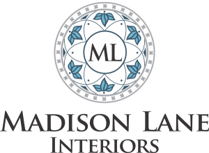 Madison Lane Interiors Vertical Logo